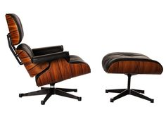 Eames Lounge Chair & Ottoman Reproduction