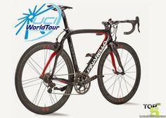 TOP 5 - BICICLETAS DE CARRETERA: Pro-Tour Bicis ganadoras