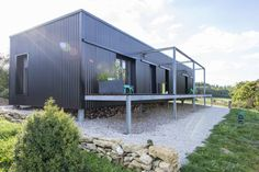 Read This Shipping Container Turned French Home Is All Kinds Of Stylish