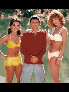 Marianne, Gilligan & Ginger