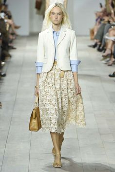 Spring 2015 Trend: Lace It Down - Slideshow
