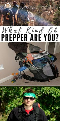 What Kind of Prepper Are You?