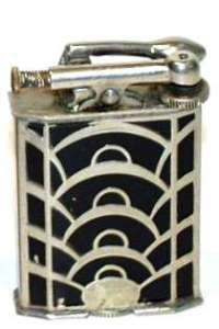Clark Lift Arm Lighter The patent dates these from the mid-1920s.