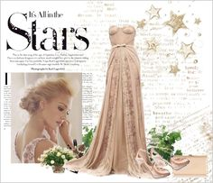Zestaw ubrań Elegant  graceful dress