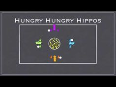 Physed Games - Hungry Hungry Hippos - YouTube