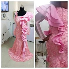 Aunty Tinu's dress#asoebi #wedding #kathywoman #kathyanthonydesigns #kathyanthonydresses #kathanthony