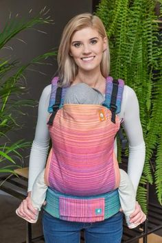 Baby Tula Half Standard Wrap Conversion Baby Carrier: Our Baby Tula Half Standard Wrap Conversion Baby Carrier has beauty of woven wrap & the ease and comfort of Tula Baby Carriers. Best Baby Carrier, Baby Wrap Carrier, Woven Wrap, Baby Wraps, Our Baby, Baby Wearing, Infant, Baby Carriers, Sage