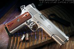 Ruger finally releases it's 1911 .45 ACP, yes I had to get one!