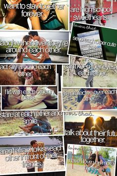 Cute relationships >>>> everything