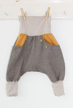 Petit cochon - Kinderkleidung, die mitwächst. Handarbeit aus Berlin! - Knickerbocker curry