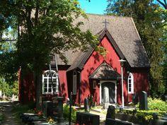 Sammatti Church - Sammatin kirkko – Wikipedia
