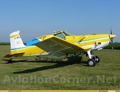 AviationCorner.net - Aircraft photography - Cessna A188B Ag Truck