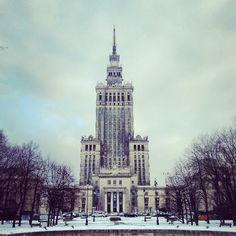 Pałac Kultury i Nauki w Warszawa, Województwo mazowieckie