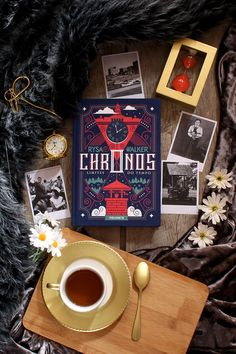 Chronos: Limites do Tempo - Rysa Walker (Vamos viajar no tempo?) #books