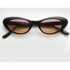 Genuine vintage small cat eye womens sunglasses 7016 (75 SAR) ❤ liked on Polyvore featuring accessories, eyewear, sunglasses, vintage cateye sunglasses, vintage style sunglasses, vintage eyewear, vintage style eyewear and cat eye sunnies