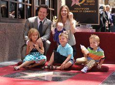 Mark Wahlberg and his adorable family. || Beach Braces 1730 Manhattan Beach Blvd. Suite B, Manhattan Beach, CA 90266 TEL: 310-379-0006 Fax: (310) 379-7051 #ManhattanBeach #California #Orthodontist #StraightTeeth #BestOrthodontist