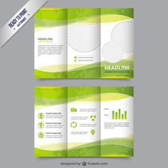 Free Brochure Templates PSD AI EPS Download Lugares Para - Templates for brochures free download