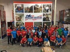 We're grateful for this team of Kaiser Permanente volunteers! :) #KPTogether #KaiserPermanente