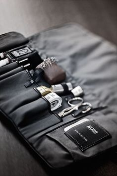 Sick Tailoring kit!!  BOSS - Men's accessories  Sewing, suiting, wardrobe, designer