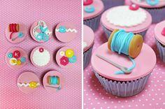 Sew Cupcakes