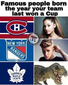 Heaven Images, Sports Humor, Funny Sports, Boston Bruins Hockey, Funny Memes, Jokes, Toronto Maple Leafs, New York Rangers, Montreal Canadiens