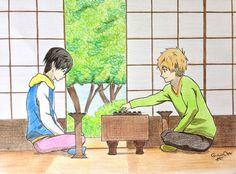 Free! Haru e Makoto