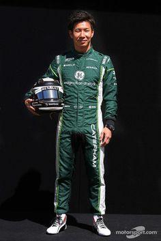Official season photo - Kobayashi Kamui - 2014 Australian GP