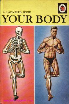 Ladybird book - Your body 1971