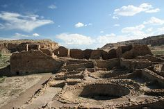The Truth to Chaco Canyon. Could it be found in another massive complex out in the desert?