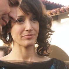 Jennifer Beals' updo! Jennifer Beals, The L Word, Updos, It Cast, Fashion, Up Dos, Moda, Fashion Styles, Party Hairstyles
