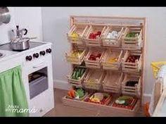 Resultado de imagen para ideas para organizar frutas y hortalizas en un negocio