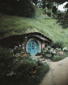 The Shire, Middle Earth, New Zealand O Hobbit, Hobbit Hole, Underground Homes, Destination Voyage, Fairy Houses, Travel Abroad, Travel Trip, Tolkien, Middle Earth