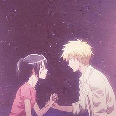 my gif anime kaichou wa maid sama misaki usui takumi usui ayuzawa misaki KWMS usui x misaki