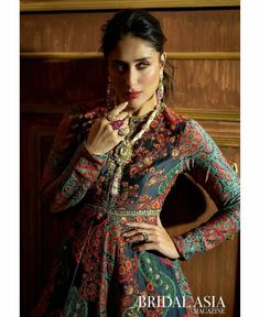 Kareena Kapoor Images, Kareena Kapoor Khan, Deepika Padukone, Indian Designer Outfits, Designer Dresses, Bollywood Fashion, Bollywood Actress, Bollywood Saree, Covet Fashion