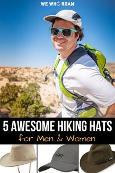 979821de23283 5 Awesome Hiking Hats for Men and Women