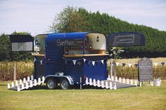 Gin Tin Events - The Gin Tin Horse Box - Mobile Bar - Weddings - Private Parties - Corporate Hire