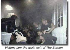 Rhode Islands Station Nightclub Fire