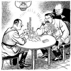 WWII Cartoons