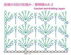 かぎ編み Crochet Japan : 6月 2017