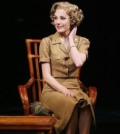 Laura Osnes in South Pacific #theatre