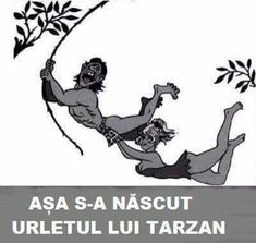Tarzan, Jokes, Humor, Living, Funny, Movie Posters, Chistes, Cheer, Funny Jokes