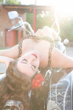 Pinup Photography In Dallas, TX | Paskey Boudoir
