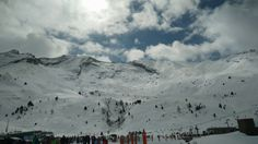 The skiing trip to Cerler in Pyrenees