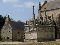 Calvaire de Notre Dame de Tronoen