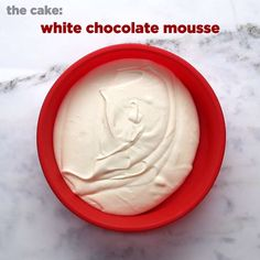 White Chocolate Mousse Recipe by Tasty