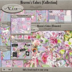 Heaven's Colors [Full Collection]