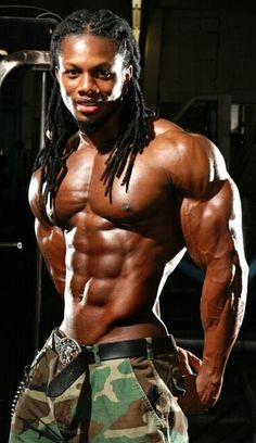 Ulisses Jr.  If that doesn't motivate you to get to the gym, nothing will...  He's a little to veiny across the chest and arms, but I would love to have his build!
