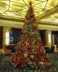 At the Holiday Wonderland of the South: Crimson Hotel Filinvest City