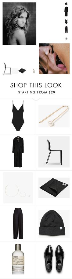 """""""U N D E R S T A T E"""" by newageconstellation ❤ liked on Polyvore featuring Dion Lee, Gabriela Artigas, Roksanda, Established & Sons, Valentino, Norse Projects, Le Labo, women's clothing, women's fashion and women"""