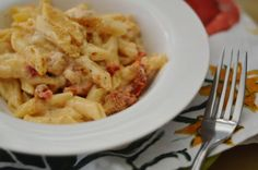The Art of Comfort Baking: Baked Penne with Chicken and Sun-dried Tomatoes